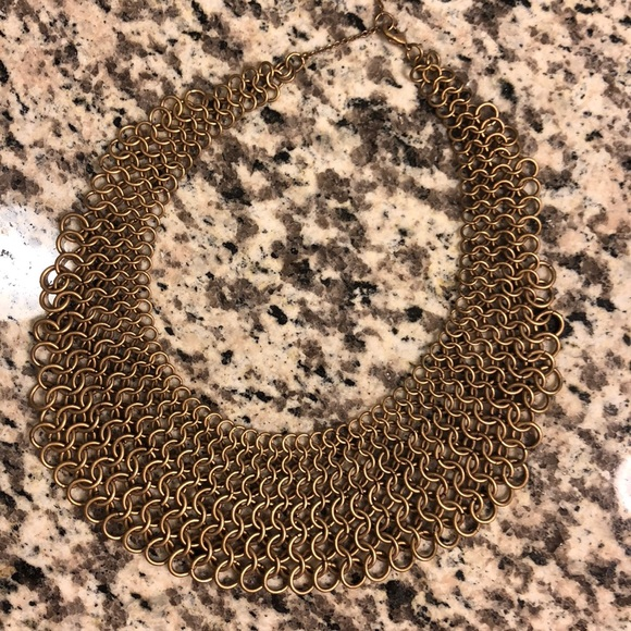 Urban Outfitters Jewelry - Urban Outfitters Brass Necklace
